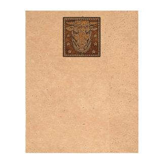 ZODIAC SIGN TAURUS CORK PAPER PRINTS