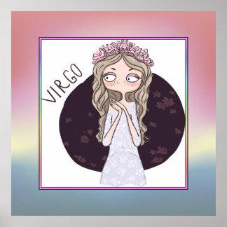 Zodiac Sign - Virgo - August 23 – September 22