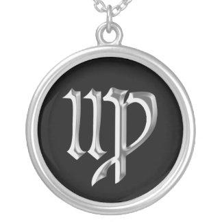 Zodiac Sign Virgo necklace