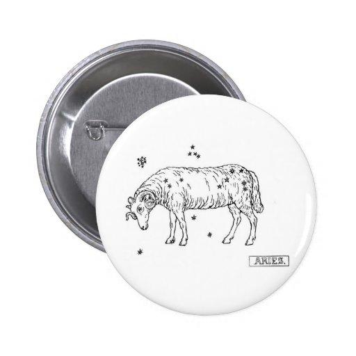 zodiac-signs-1 pinback buttons