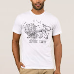 zodiac-signs-5, The LionJuly 23 to August 22 Tr... T-Shirt