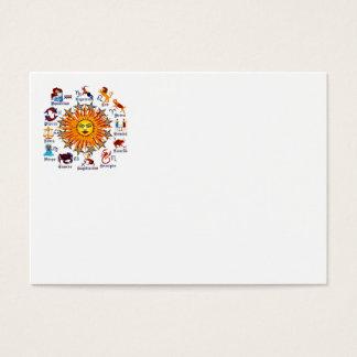 Zodiac-Signs-All-V-1 Business Card