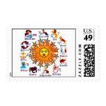 Zodiac-Signs-All-V-1 Stamps