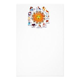 Zodiac-Signs-All-V-1 Stationery