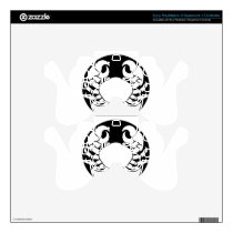 Zodiac Signs Cancer Crab Decal For PS3 Controller