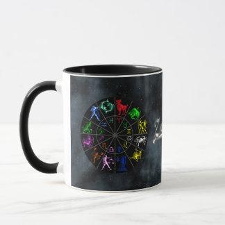 Zodiac signs together mug