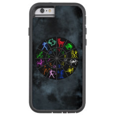 Zodiac Signs Together Tough Xtreme Iphone 6 Case at Zazzle