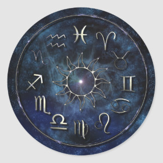 Zodiac Stickers