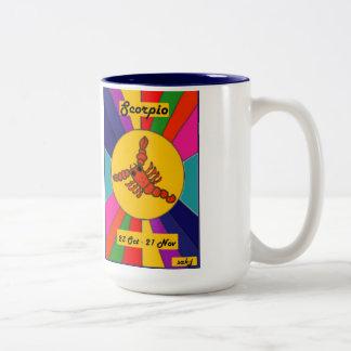 Zodiac Sun Mug - Scorpio