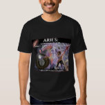 Zodiac T-Shirt: Aries-The Lover and the Fighter! T-shirt