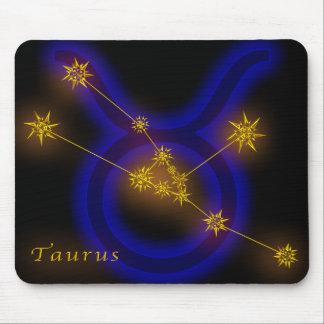 Zodiac - Taurus Mouse Pad