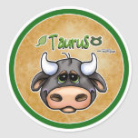 Zodiac - Taurus Sticker