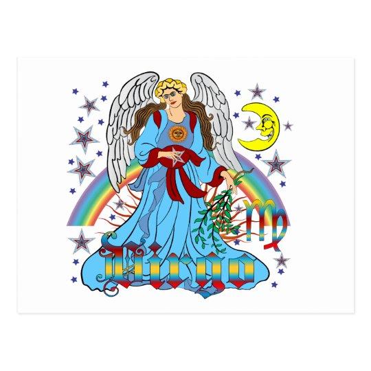 Zodiac-Virgo-V-1R Tarjetas Postales