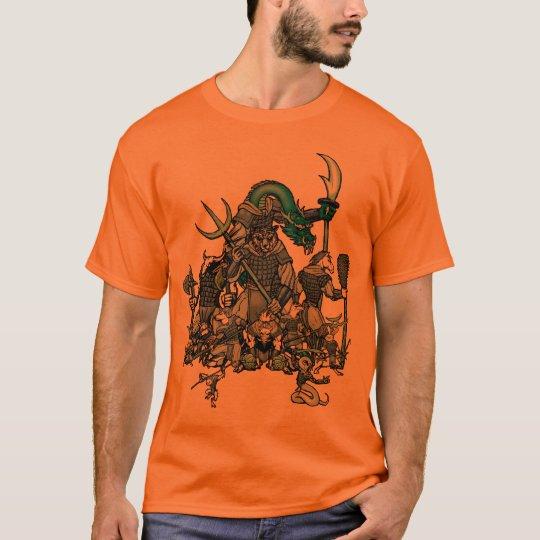 Zodiac Warriors T-Shirt