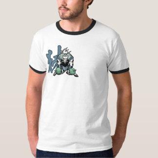 Zodiac Warriors: Year of the Boar, Warriors Back T-Shirt