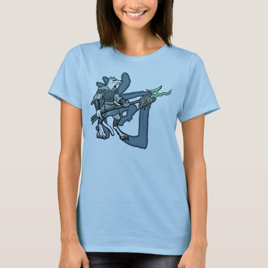Zodiac Warriors: Year of the Dog T-Shirt