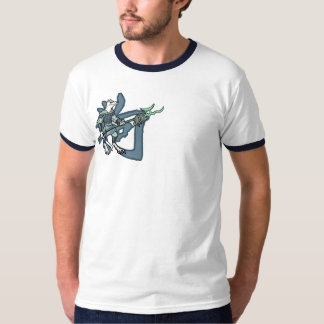 Zodiac Warriors: Year of the Dog, Warriors Back T-Shirt