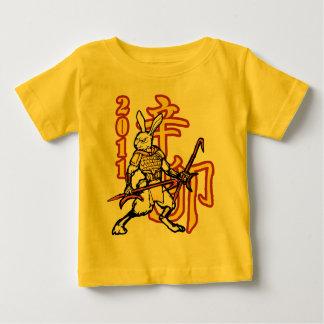 Zodiac Warriors: Year of the Golden Rabbit, Kids Baby T-Shirt
