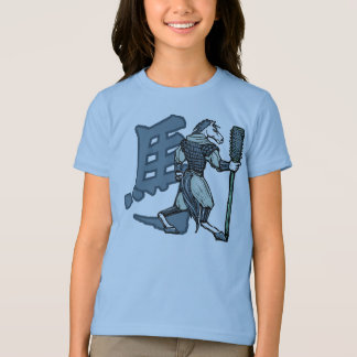 Zodiac Warriors: Year of the Horse, Kids and Baby T-Shirt