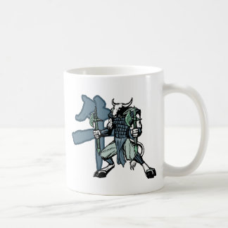 Zodiac Warriors: Year of the Ox Coffee Mug