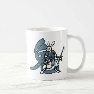 Zodiac Warriors: Year of the Rabbit Coffee Mug