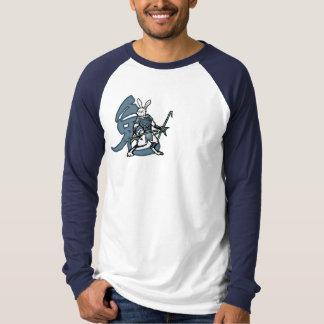 Zodiac Warriors: Year of the Rabbit, Warriors Back T-Shirt