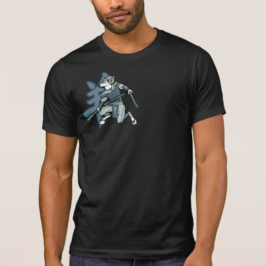Zodiac Warriors: Year of the Ram, Warriors Back T-Shirt