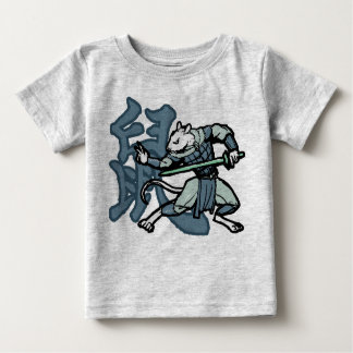 Zodiac Warriors: Year of the Rat, Kids and Baby Baby T-Shirt