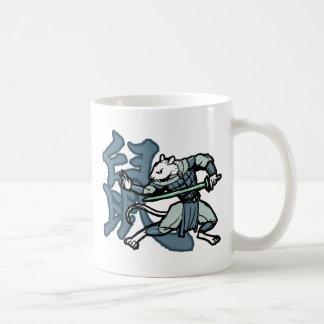 Zodiac Warriors: Year of the Rat Coffee Mug