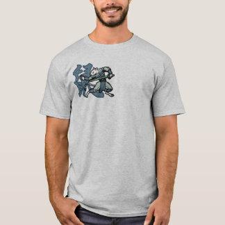 Zodiac Warriors: Year of the Rat, Warriors Back T-Shirt