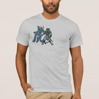 Zodiac Warriors: Year of the Tiger, Warriors Back T-Shirt