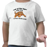 Zodiac Year of The Tiger 2010 Baby Tiger Tshirts