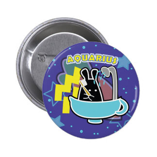 ZODIACO - ACUARIO PINS
