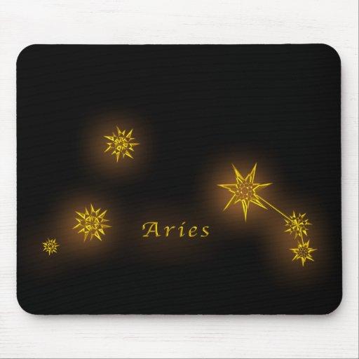 Zodiaco - aries tapete de raton