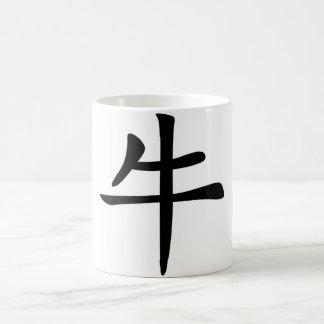 Zodiaco chino - buey taza