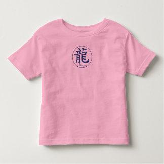 Zodiaco chino - dragón remera