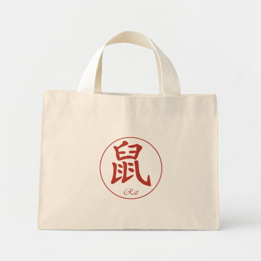 Zodiaco chino - rata bolsa