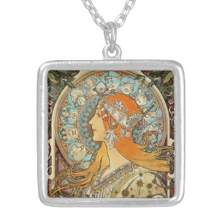 Zodiaco de Alfonso Mucha Joyeria Personalizada