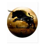 Zodiaco de la mazmorra del arte - tauro postales