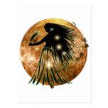 Zodiaco de la mazmorra del arte - virgo postal