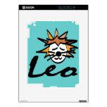 Zodiaco de Leo Skin Para El iPad 2