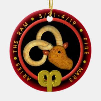 Zodiaco del aries de Valxart Adornos
