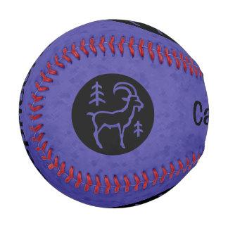Zodiaco del Capricornio del añil