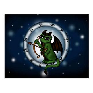 Zodiaco del sagitario del dragón