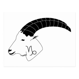 zodiaco griego del horóscopo de la astrología de postal