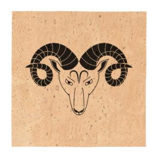zodiaco griego del horóscopo de la astrología del posavasos