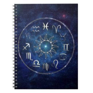 Zodiaco Cuaderno