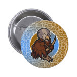 Zodiaco occidental - botón del sagitario pin