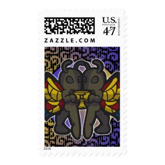 Zodiaco occidental - sello de los géminis