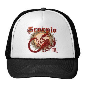 Zodiaco Scorpio-Design-1 Gorro